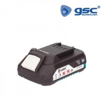 502085001 - Bateria de substituição 2.0A para ferramentas ref. 502040000 - 02 - 03 - 04 - 05