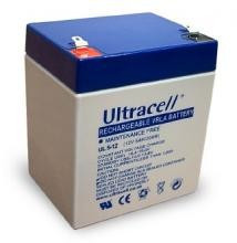 Bateria Chumbo 12V 5Ah (90 x 70 x 101 mm) - Ultracell