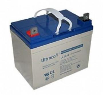 BATERIA CHUMBO 12V 35AH (195X130X164MM) - ULTRACELL