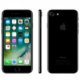Apple iPhone 7 256GB - Jet Black EU
