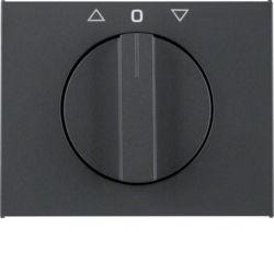 BERKER - 1077710600 - K.1/K.5 - botão rotativ. estor., antr mt 23