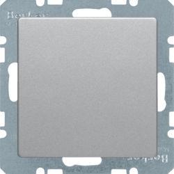 BERKER - 6710096084 - Q.x - espelho cego, alumínio 23