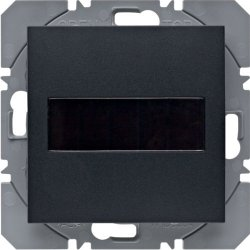 BERKER - 85655185 - S.1/B.x -BP simples,solar,KNX RF,antr mt 25