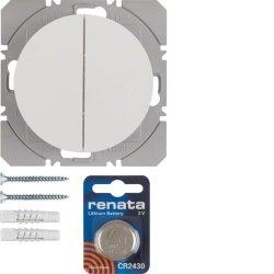 BERKER - 85656239 - R.1/R.3 - BP duplo, KNX RF, br 25