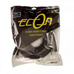 E516 - Cabo HDMI  15,0m Econ Gold plated E516