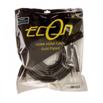 E516 - Cabo HDMI 15,0m Econ Gold plated E516
