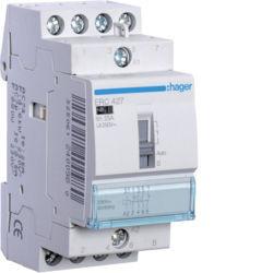 ERC427 - Contactor manu 25A, 2NA+2NF, 230V HAGER EAN:3250612400980