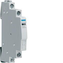 ESC080 - Contacto auxiliar 1NA+1NF, 6A, 1/2M HAGER EAN:3250612401895