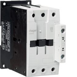 EV040E - Contactor 3P 40A 24 -27 VDC HAGER EAN:3250612236114
