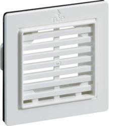 FD00P5 - Jogo 2 grelhas de ventilação p/ vega D HAGER EAN:3250617860758