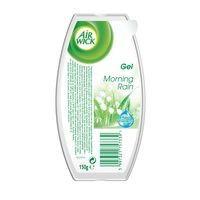 Higiene Pessoal, Detergentes e Ambientadores - 3999 - Air Wick Ambientador Gel 150gr Morning Rain + Etiq. K.M.S