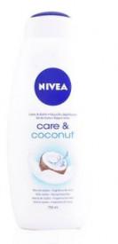 Higiene Pessoal, Detergentes e Ambientadores - 4319 - Nivea Gel Banho Care & Coconut 750ml K.M.S