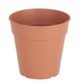HORTA E JARDIM - 2371 - Vaso Produção Madagascar 17cm Terracota Artevasi
