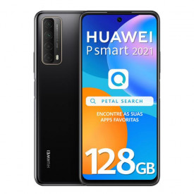Huawei P Smart (2021) Dual Sim 4GB RAM 128GB - Black EU