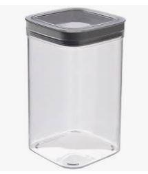 KETER CURVER 234001 Dry Cube 1,8L P(cm)11,8 A(cm)19,7 L(cm)11,8