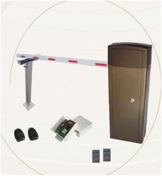 Kit Barreira Eletromecânica BAR5C AUTOMAT EASY