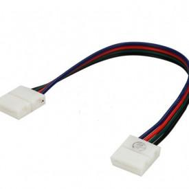 Ligador bilateral para fita LED RGB