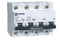 OPT4125C - DISJUNTOR 4 PÓLOS X 125A, 10KA CURVA C OMNIUM ELECTRIC