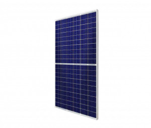 Painel Fotovoltaico Policristalino 295W CanadianSolar KuPower CS3K-295P Dual Cell