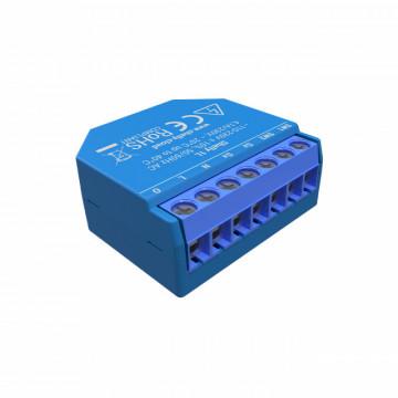 Shelly1L - Módulo Interruptor p/ Automação Wi-Fi (s/ Neutro) 110...220V 16A