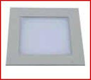 SOFLIGHT SL70011AE-3W-82 - Downlight quadrado 3W 2700K Aço Escovado