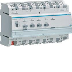 TYA664AN - Variador 4 canais 300W KNX-S HAGER EAN:3250617579889