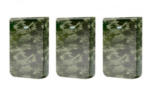 Ubiquiti IW-HD-CF-3 3-Pack (Camo) Design Upgradable Casing for IW-HD