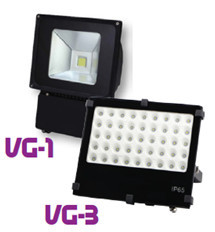 VG3-50F - PROJETOR 50W 90º IP65 6000K OMNIUM ELECTRIC