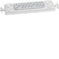 VZ003VB - Placa passa-cabos flex. p/cabos p/vega HAGER EAN:3250611025597
