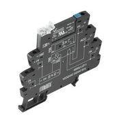 Weidmuller TERMSERIES 1 contacto TOS 24VDC 24VDC 2A ligação parafuso 1127170000