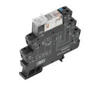 Weidmuller TRS 24VDC 2CI 1123490000