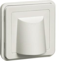 WNA155B - cubyko - Saída de cabo, branco HAGER EAN:3250617175555