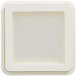 WNA455B - cubyko - Adaptador 45x45 KNX, branco HAGER EAN:3250617175661