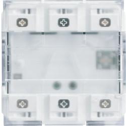 WXT302 - Mecanismo gallery KNX 2 teclas HAGER EAN:3250618500363