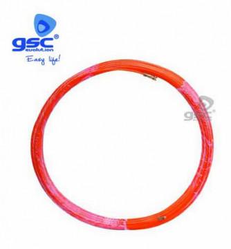 000601065 - Sonda de glândula de fibra de vidro + metal 4mm 5M 8433373010659