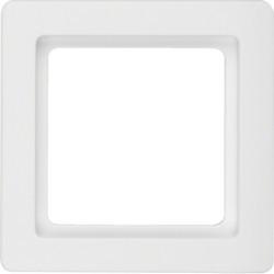 10116089 - Q.1 - quadro x1, branco BERKER EAN:4011334312239