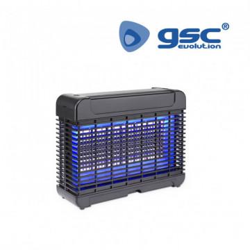 105000000 - Matador de insetos elétrico LED 11W 150M2 preto 8433373026841