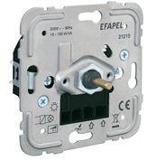 21215 - 5603011598907 REG/COMUT LUZ ELETRO LÂMP BX CONS 150W R C EFAPEL