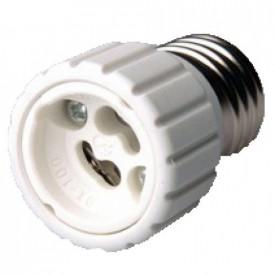 2201333 - 8433373013339 Adaptador de E27 para GU10