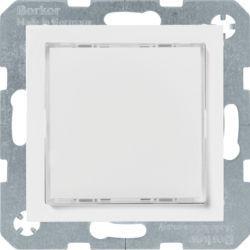 29521909 - S.1/B.x - Sinaliz. LED verde/enc, brc mt BERKER EAN:4011334414360