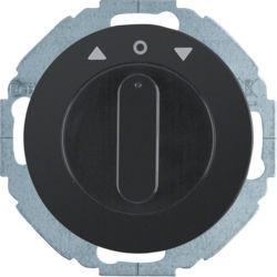 38112145 - R.classic - comutador estores, preto BERKER EAN:4011334489405
