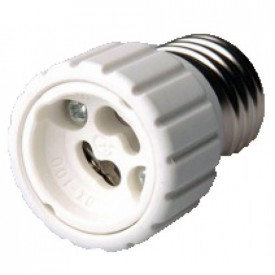 002201333 - 8433373013339 Adaptador de E27 a GU10