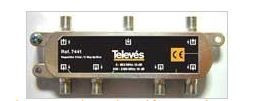 "7441 -8424450074411 TELEVES - Repartidor Interior (5-2400MHz) 6D ""F"" 14dB DC"