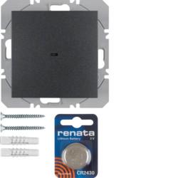 85655285 - S.1/B.3/B.7 - BP simples KNX RF, antr mt BERKER EAN:4011334370420