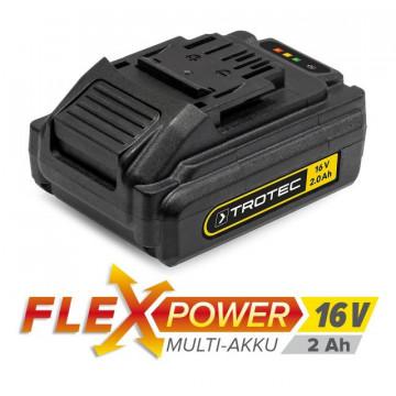 Bateria Adicional Flexpower 16V 2,0 Ah
