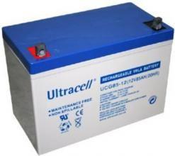 Bateria de Gel 12V 85Ah (306 x 168 x 208 mm) - Ultracell