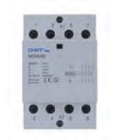 CHINT - CONTACTOR 3P 40A/AC3 1NA+1NC 230 VAC NC134011230