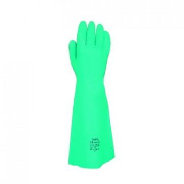 Equipamentos de Protecção - 5830 - Luva Nitrilo Verde s/Suporte 10