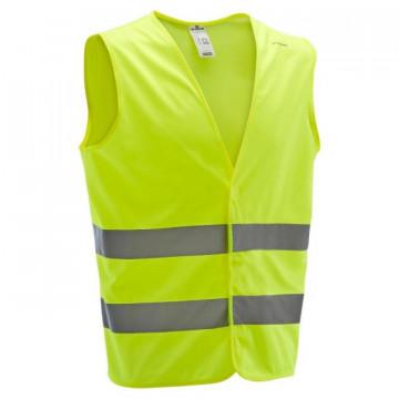Equipamentos de Protecção - 5979 - Colete 100% Nylon Alta Visibilidade - XL - Amarelo
