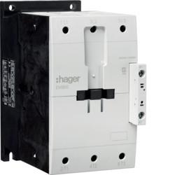 EV080C - Contactor 3P 80A 230 V 50 Hz/240 V 60 Hz HAGER EAN:3250612236213
